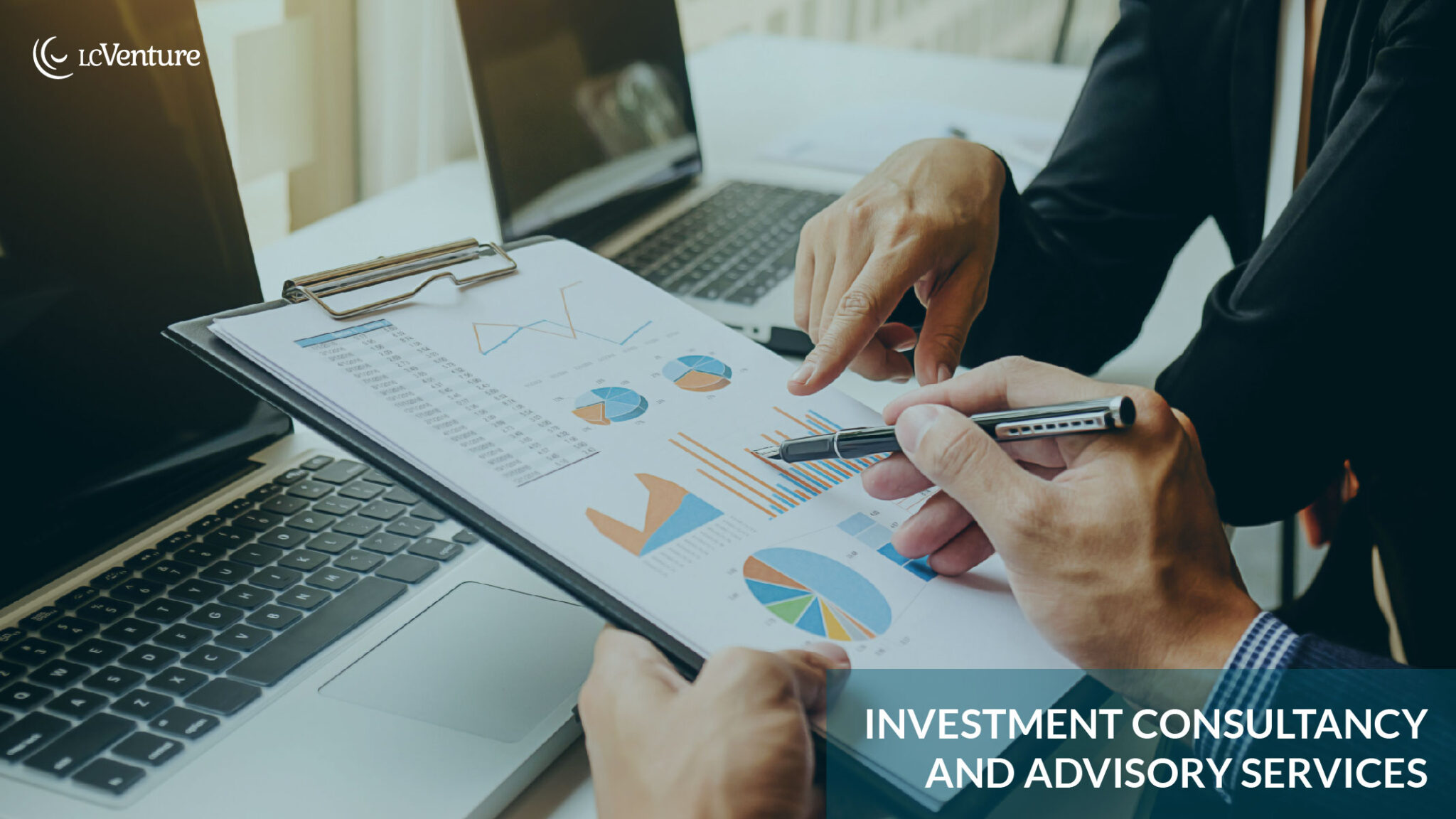 LC Venture Investment advisory services