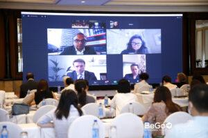 The UK virtual speakers' panel