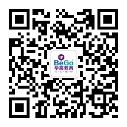 BeGo Education Offical account QR Code